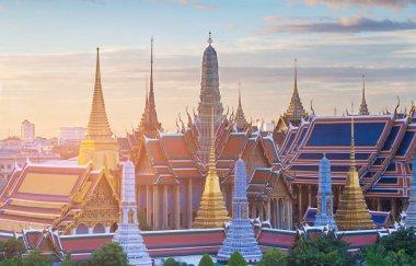 Thailand Emerald Grand Palace, Bangkok