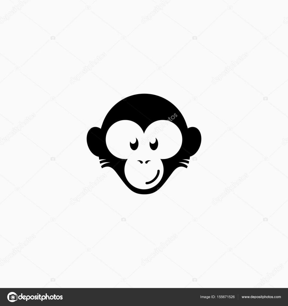 Affe-Logo-Vorlage — Stockvektor © jazzzzzvector #155671526