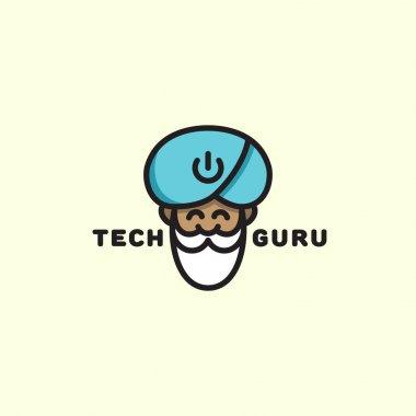 Tech guru logo