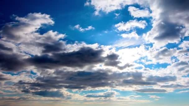 Video von Himmel und Wolken