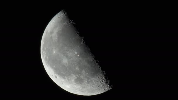 The spark on the moon surface background