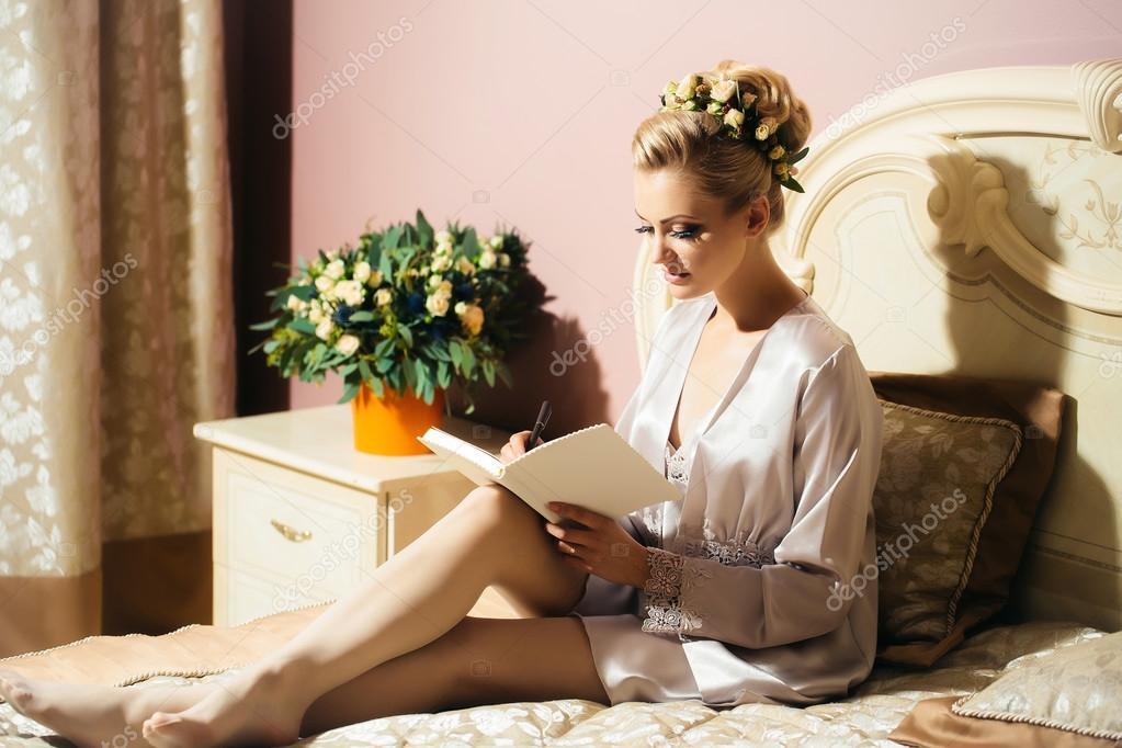 Дневник красивой и сексуальной женщины