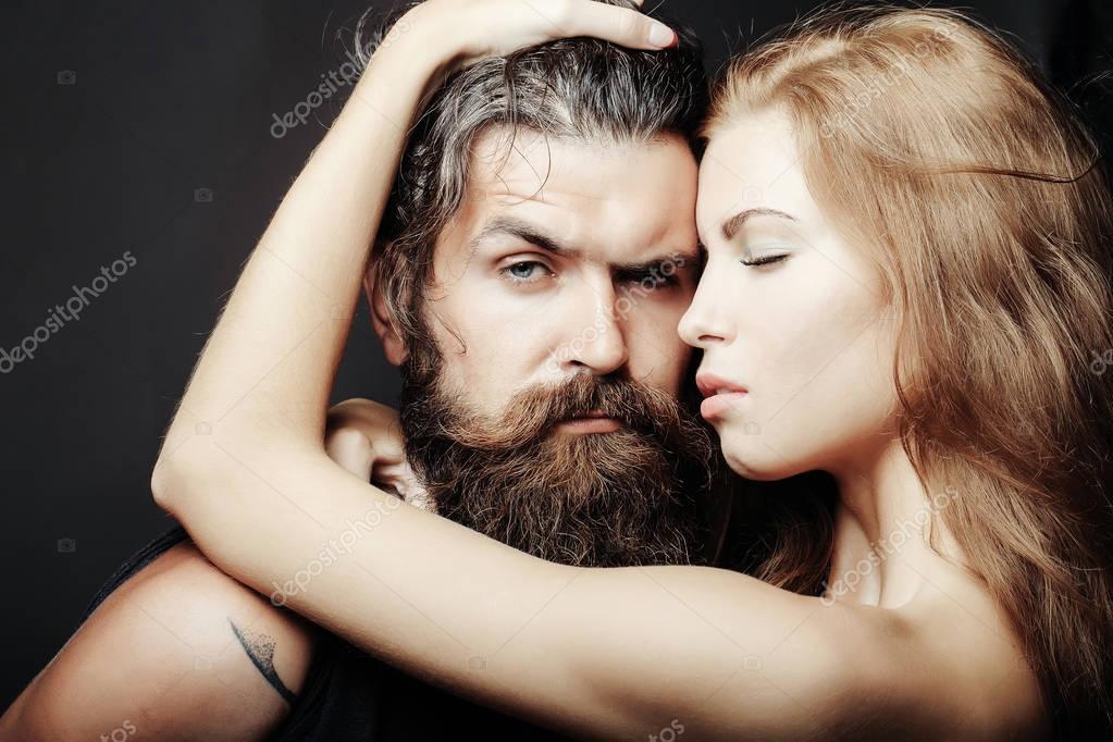 бородатый и джамару чувства в камень