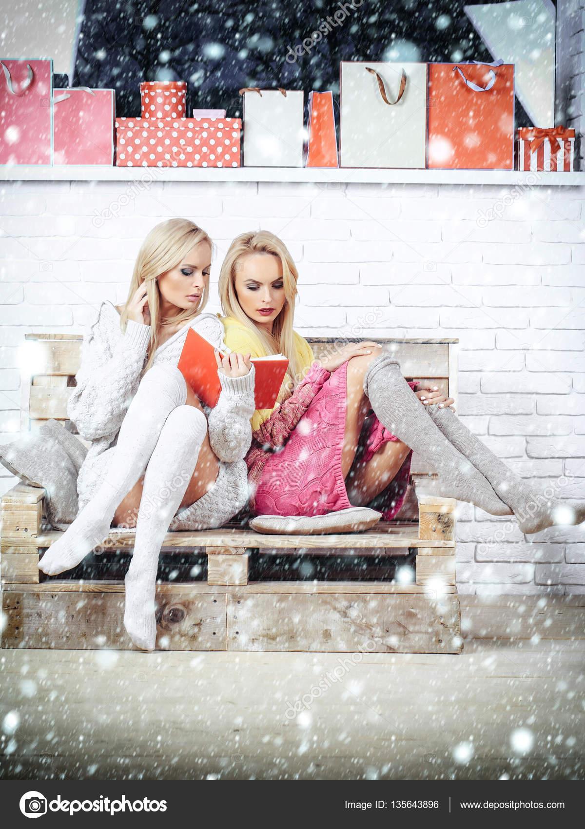 Зимние девочки скачать книгу