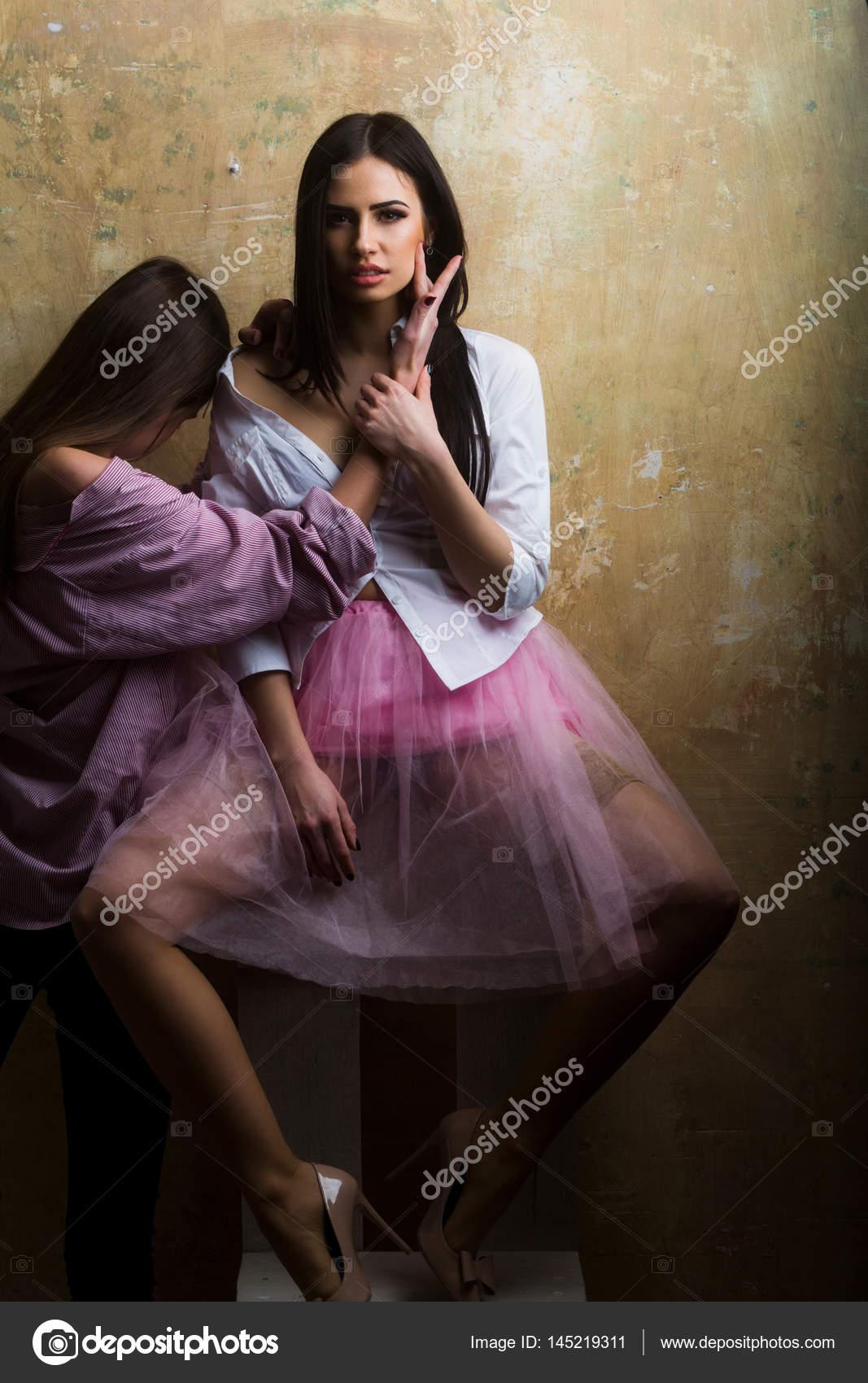 Fotos Hadas Sexis Mujeres Muy Sexy En Color Rosa Falda Y