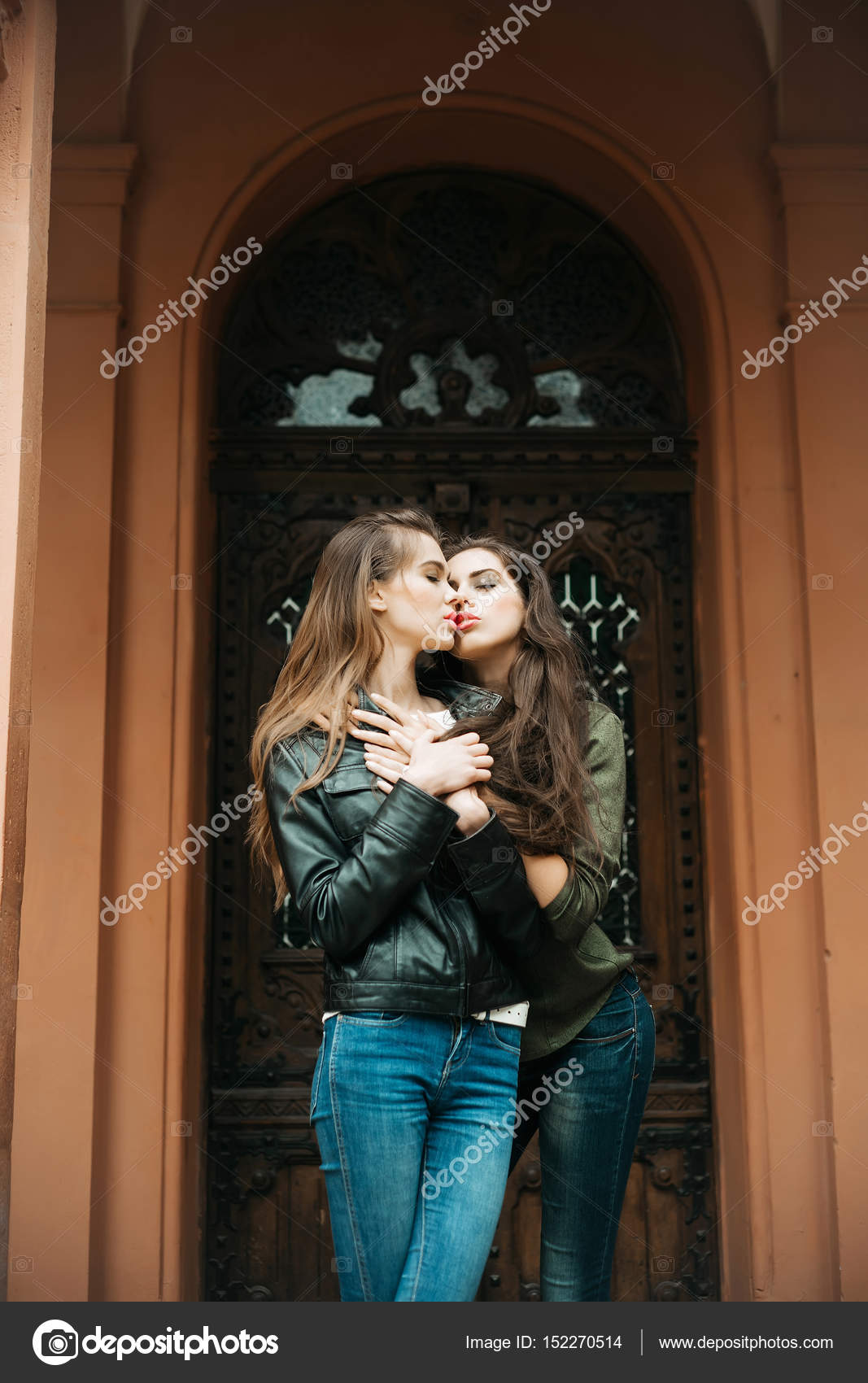 Blouse Fucking Girls Kissing In Style
