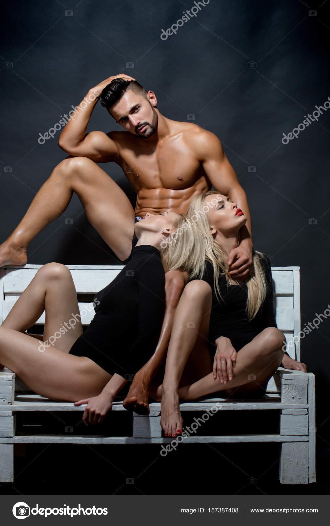 Zwarte lesbische bodybuilders harige babes vids