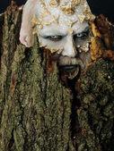 Fényképek Monster éles tövis és szemölcsök