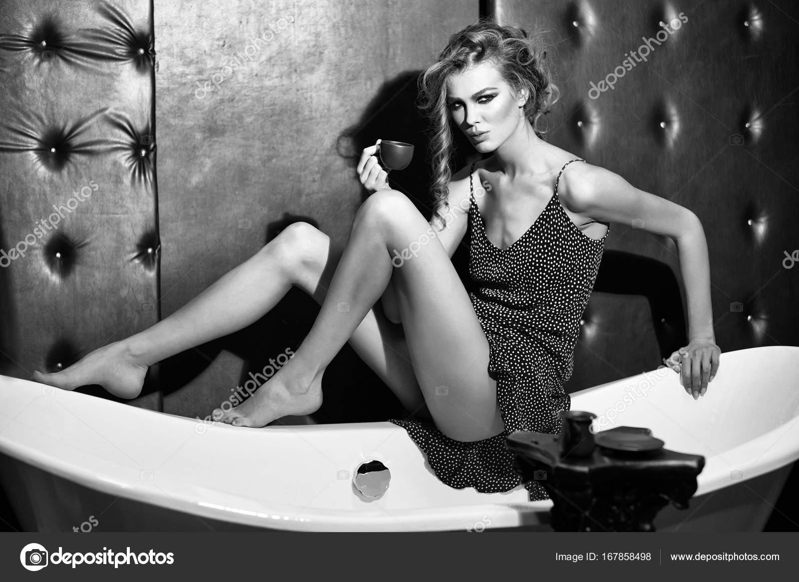Сексуалная ванна
