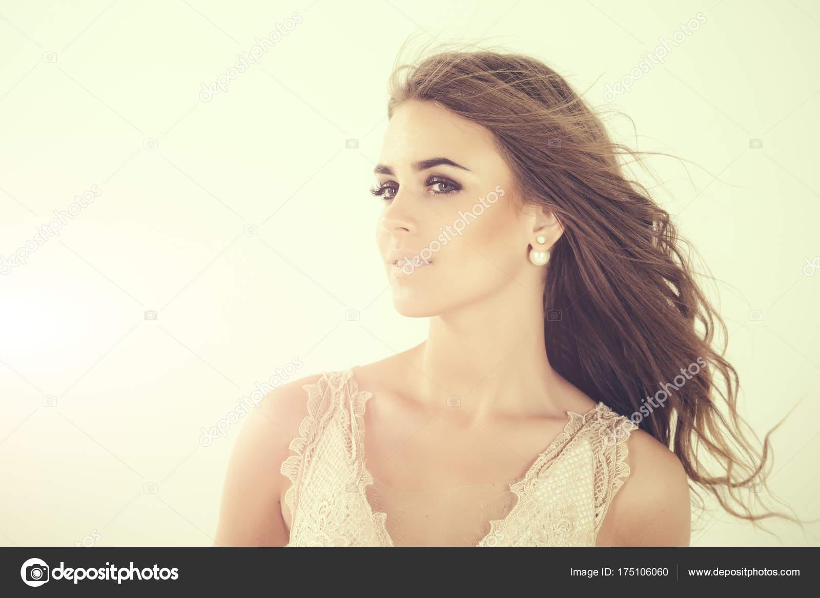 Dibujos Caras Bonitas A Lapiz Mujer Con Estilo De Maquillaje De