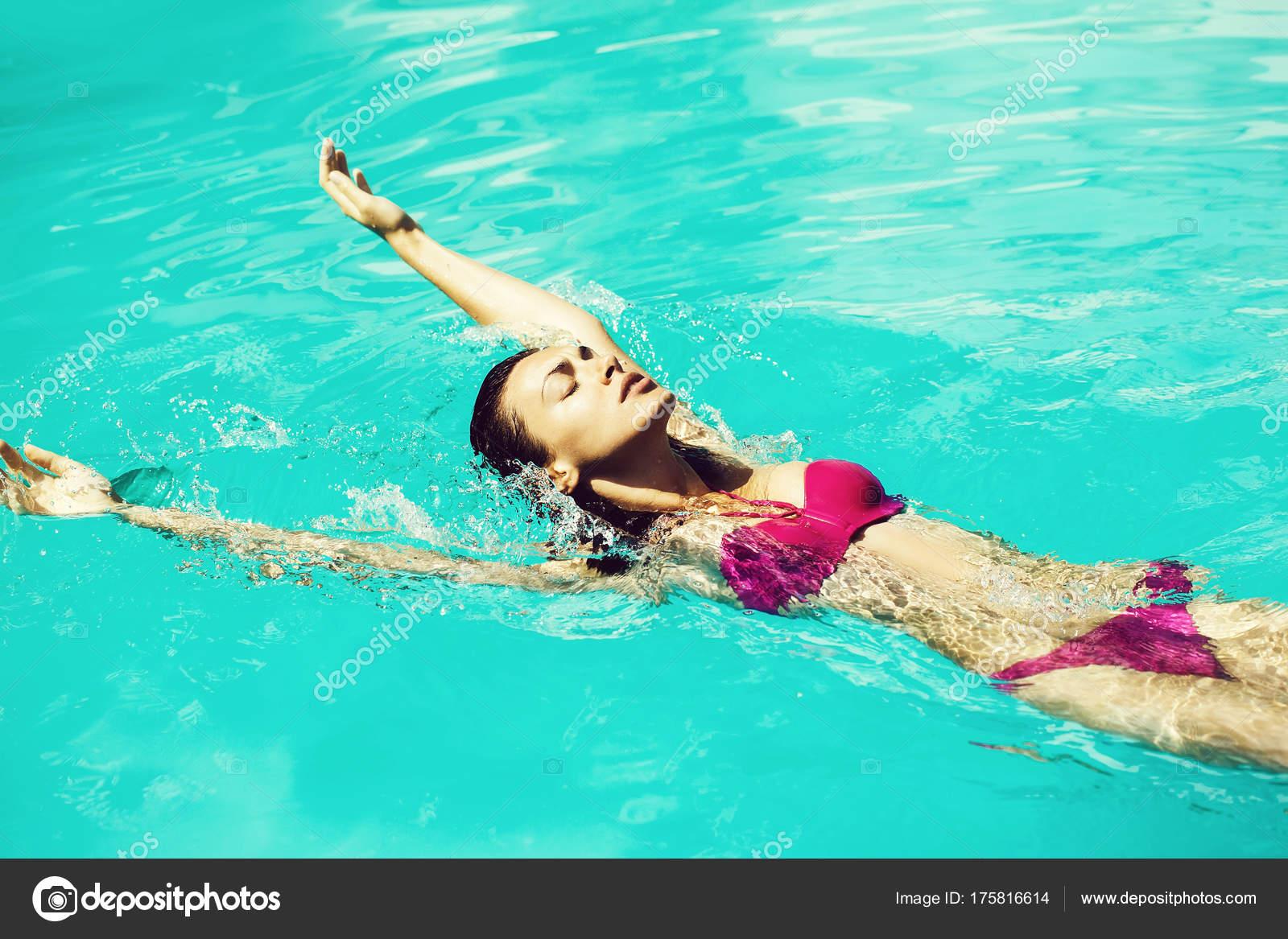 Schwimmbad sexy