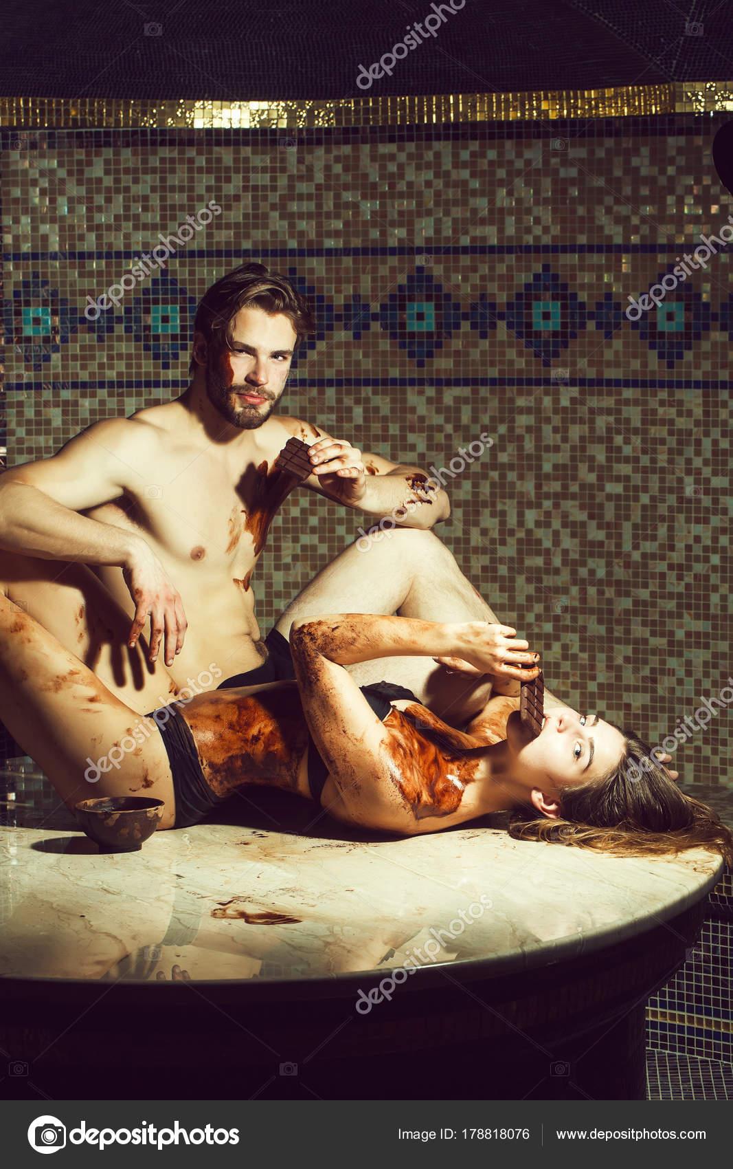 Сексуалные массаж