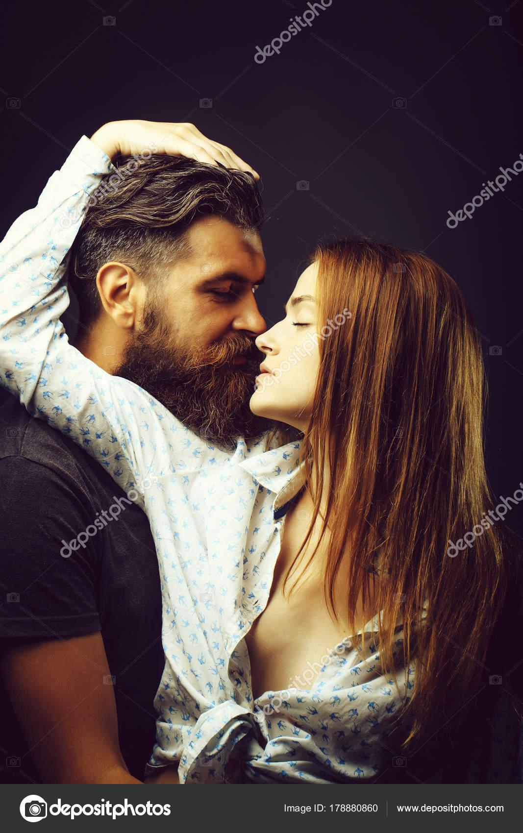 Sexy Couple Kisses  Stock Photo  Tverdohlibcom 178880860-9481