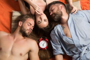 Swinger relations, relax, wake up.
