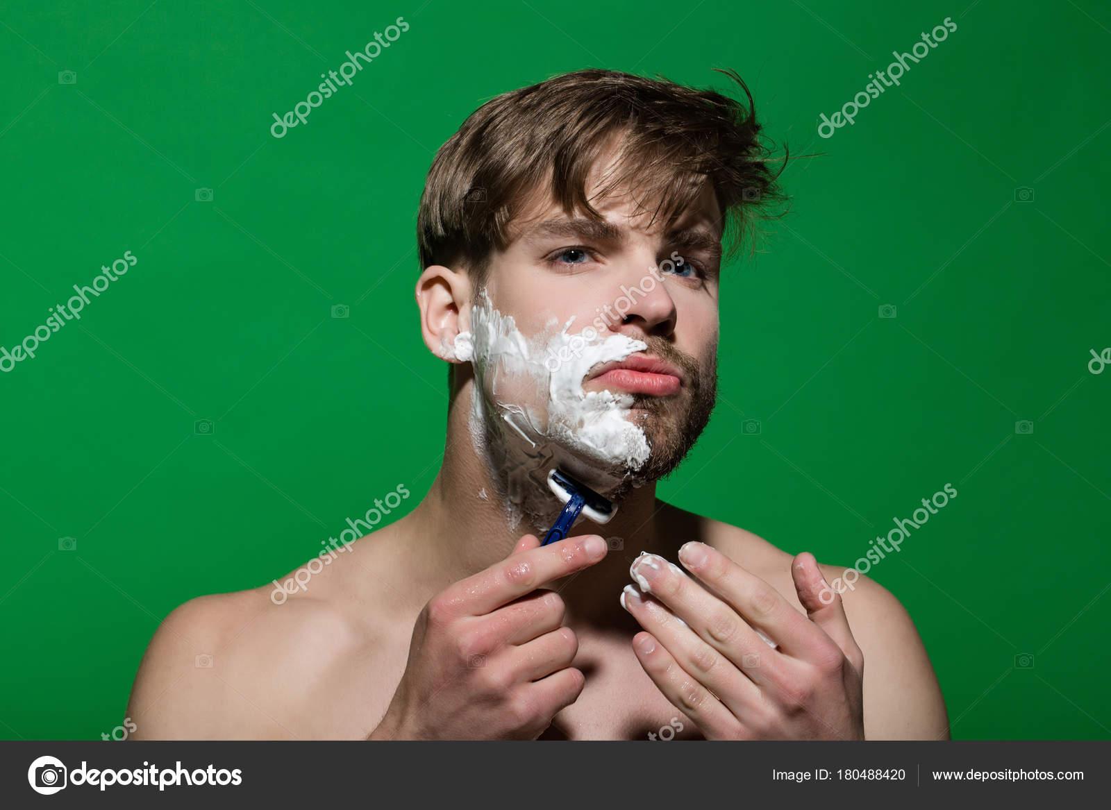 Schiuma capelli uomo