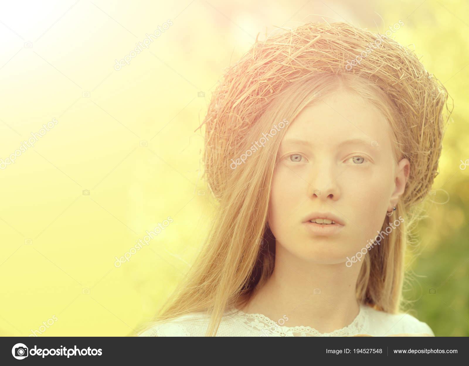 Look de pelo largo mujer