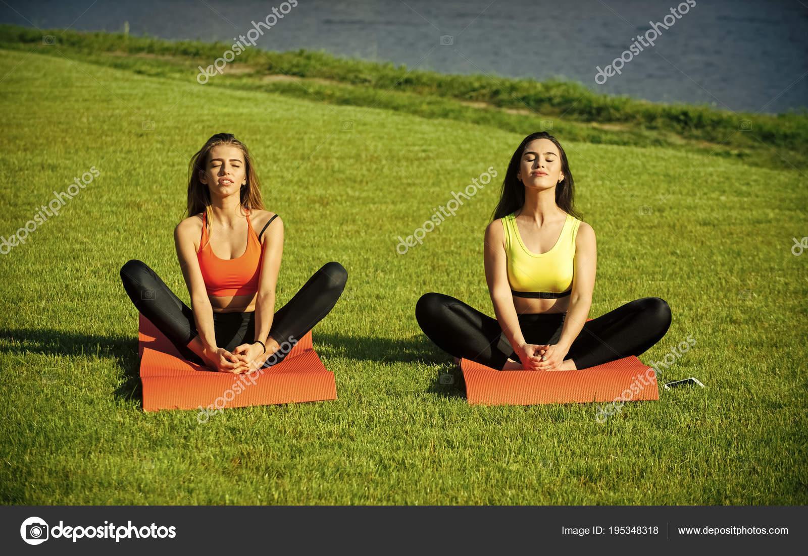 Lesbisches Workout