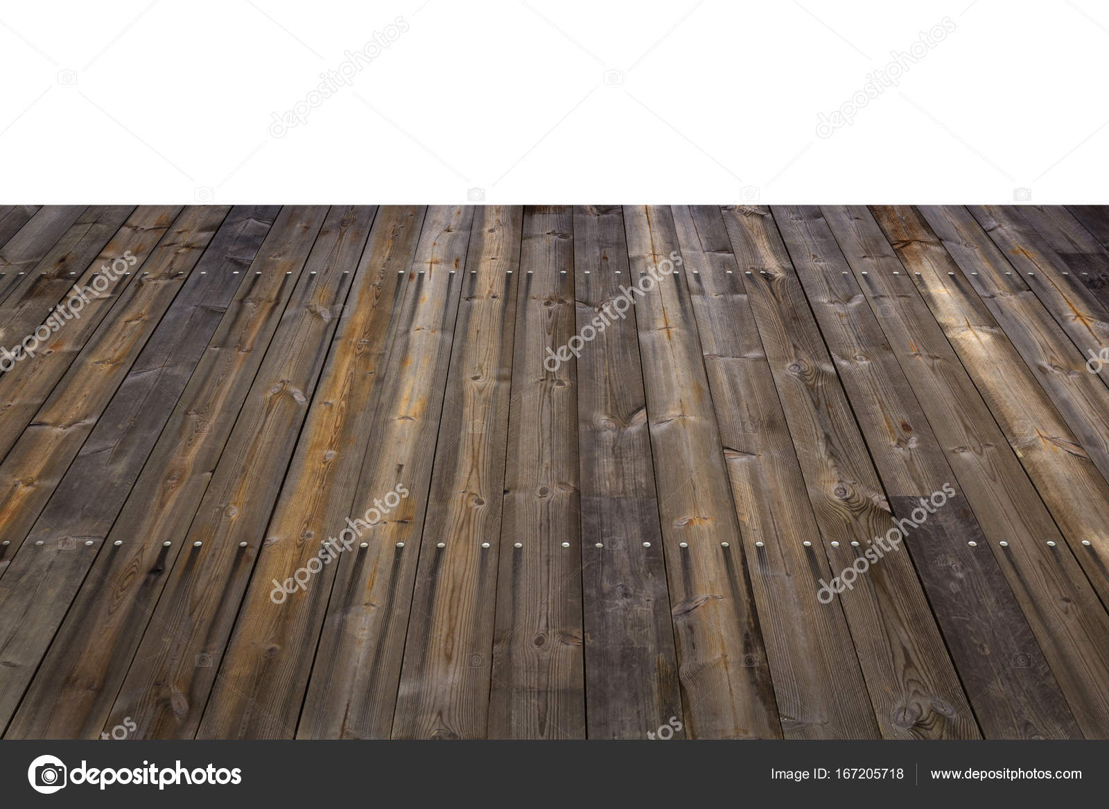 Fußboden Holz ~ Fußboden aus holz isoliert auf weißem hintergrund u2014 stockfoto