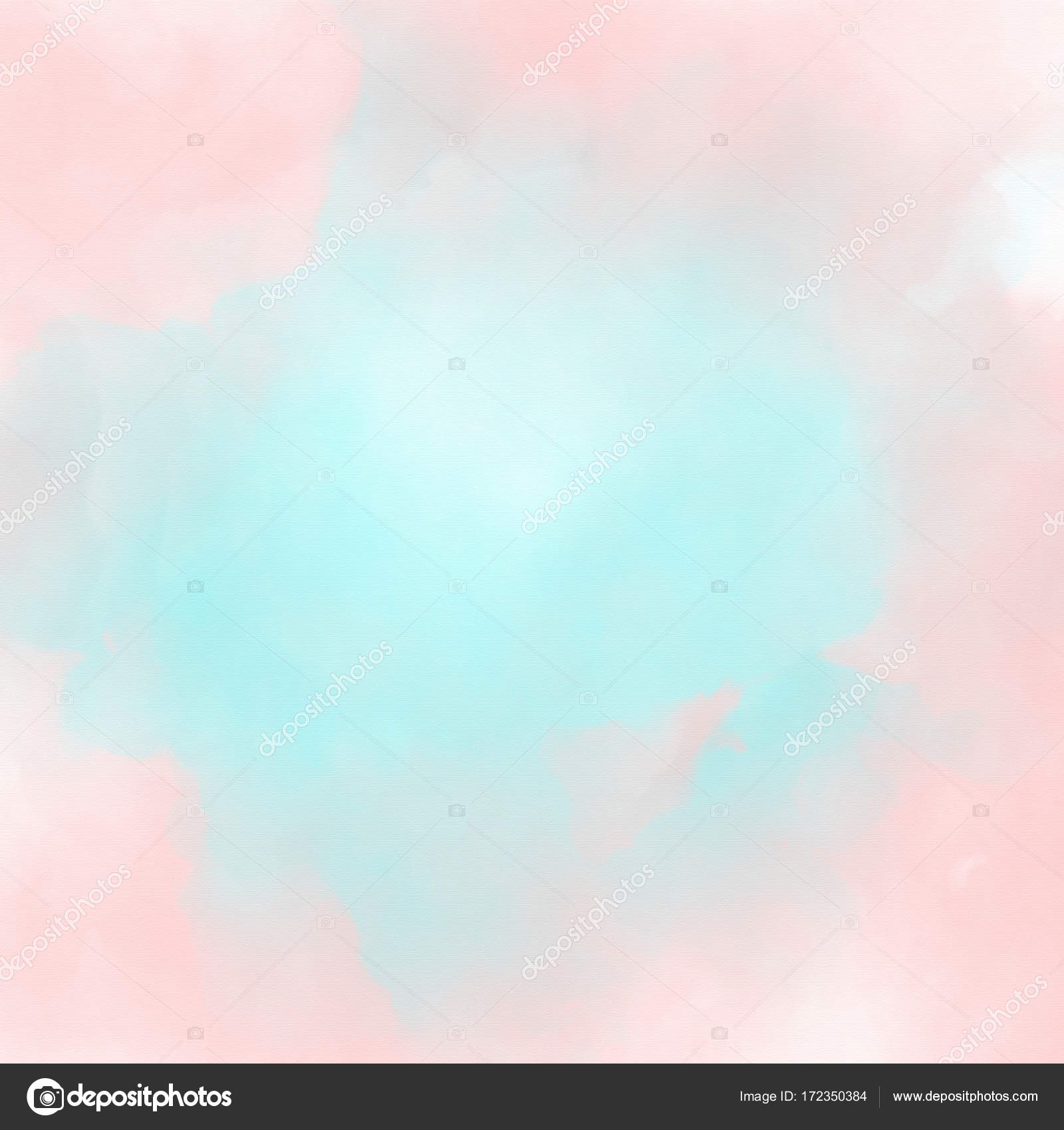 Pastel Watercolor Background Stock Photo C Jpkirakun 172350384