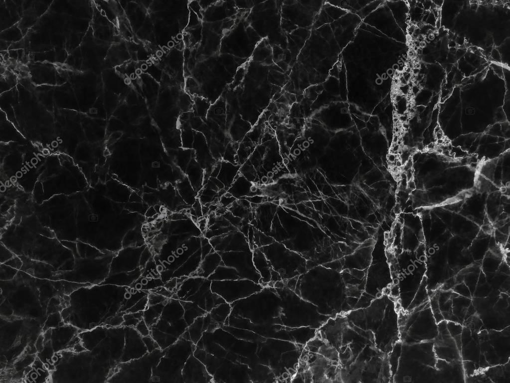 Black Marble Texture And Background Stock Photo