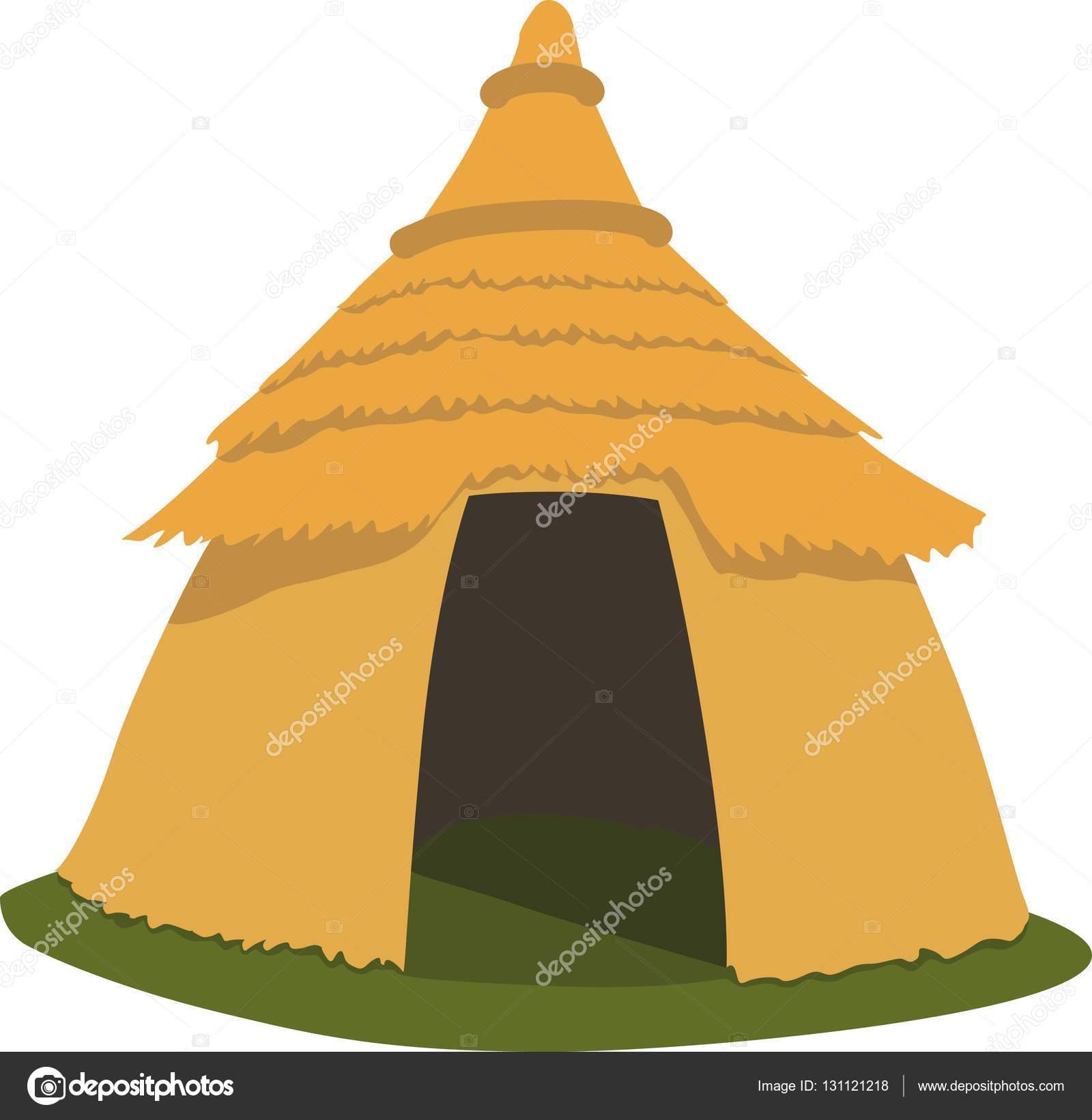 Casita House Plans Straw Hut Of Prehistoric Men In Africa African Classic