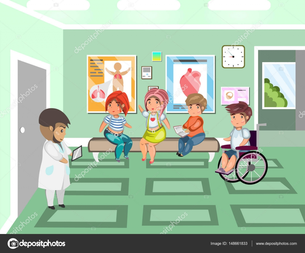 Free Images Doctor Waiting Room