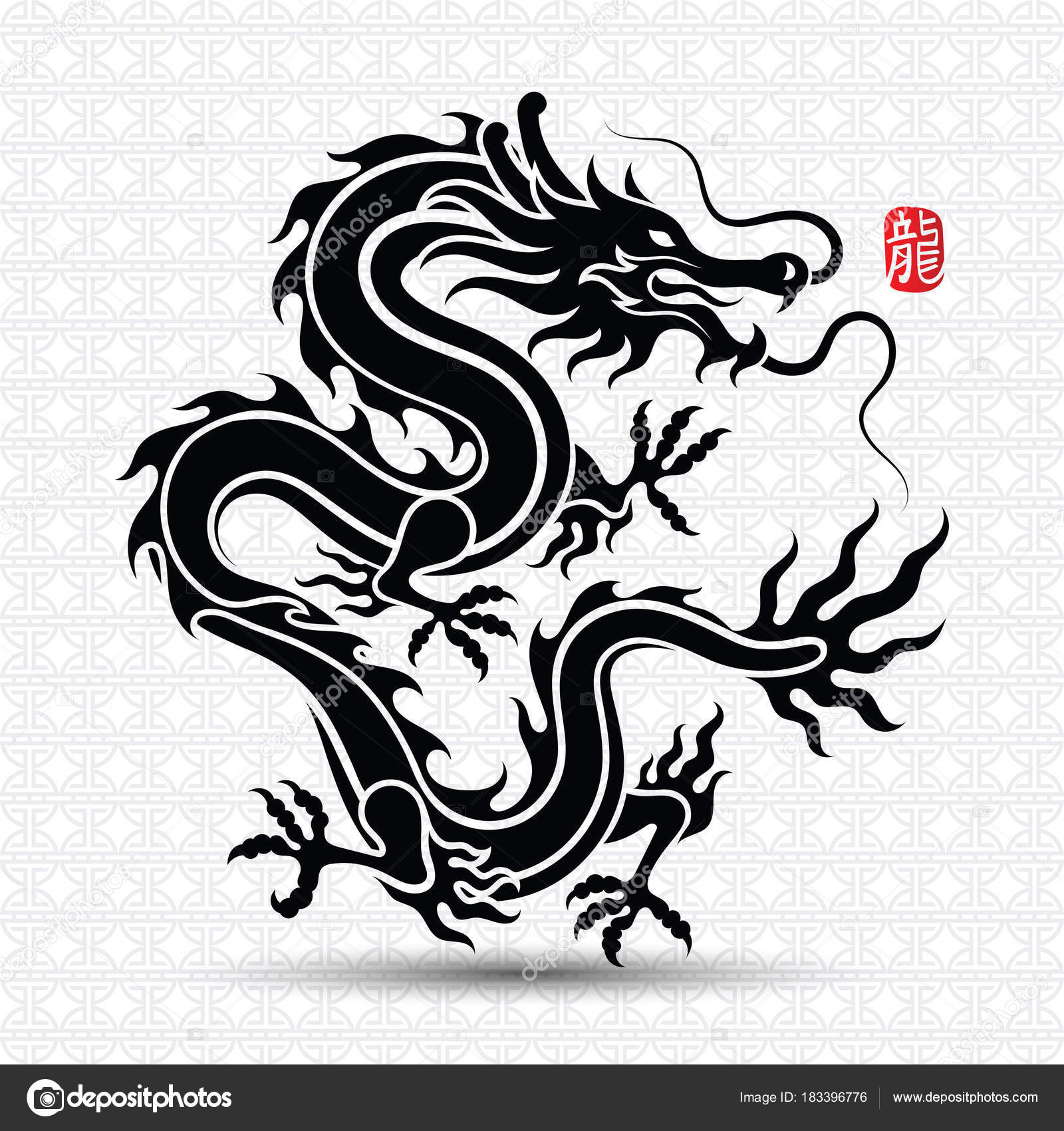 36 chinesischer drache bilder  besten bilder von ausmalbilder