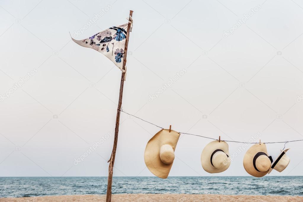 Hanging Peg Women Hats
