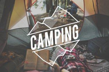 Summer Vacation and Camping