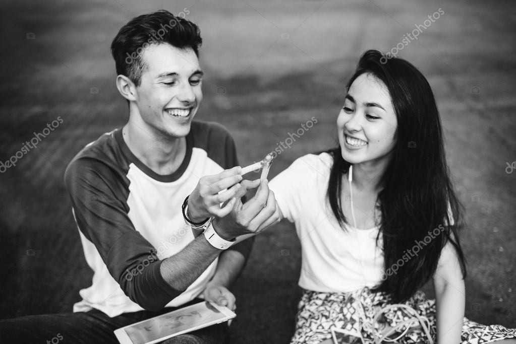 Dating-Aktivität