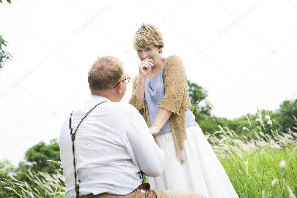 Занятие любовью зрелой пары — 7