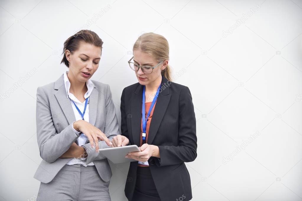 Discuter avec des femmes