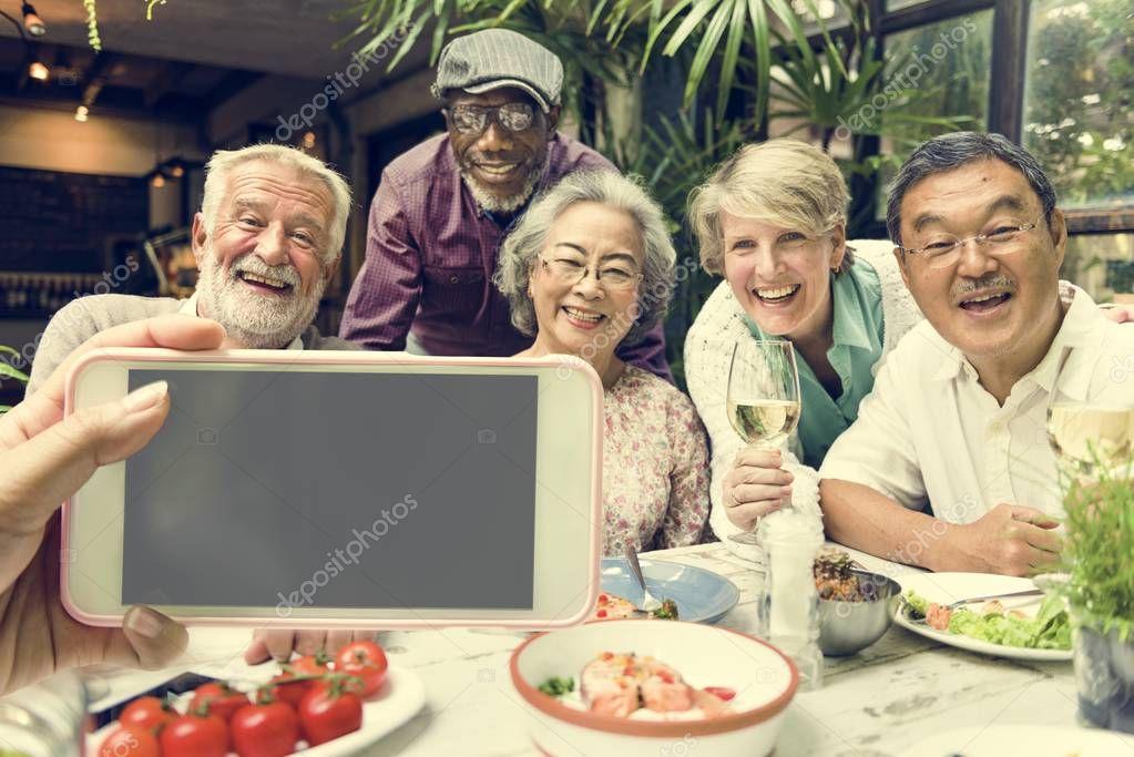 Group of Senior Retirement Meetup