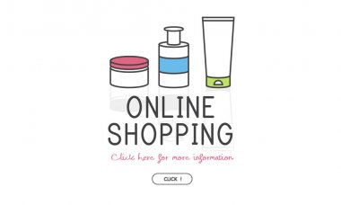 Graphic Text and Online Shopping