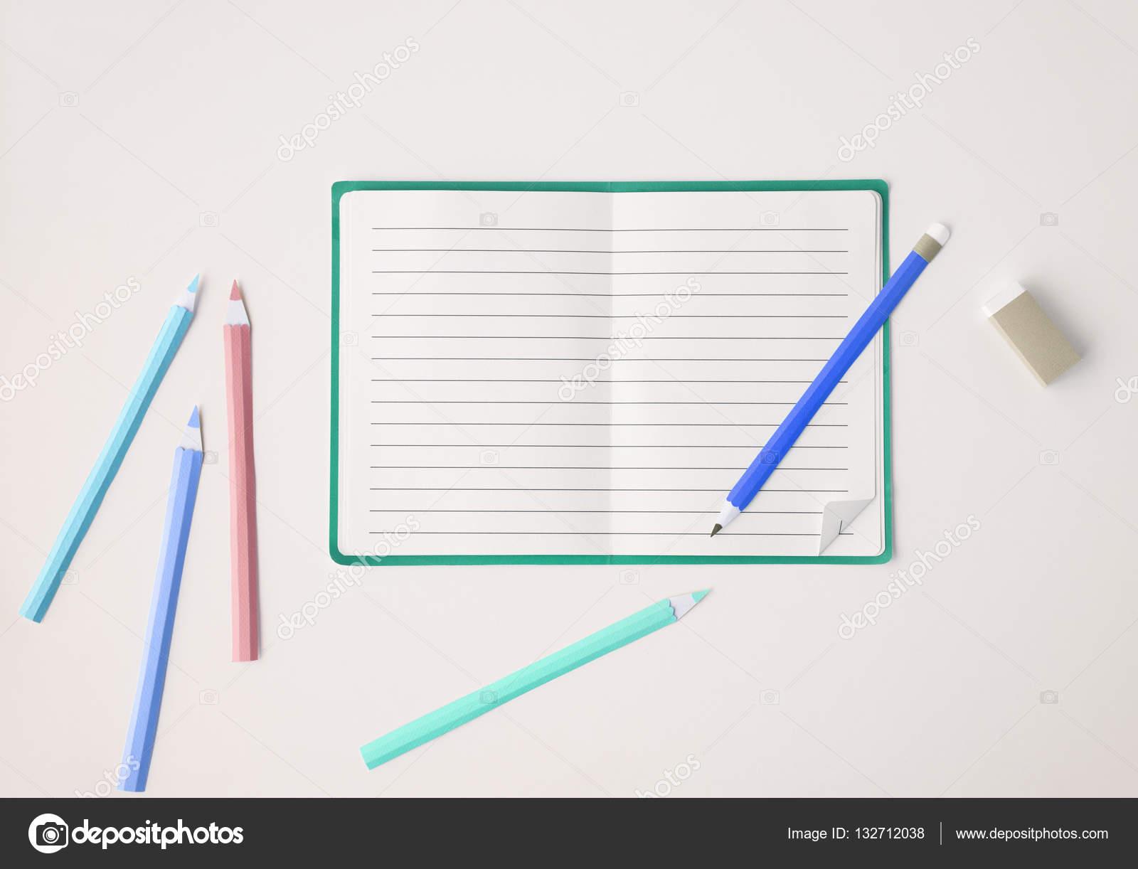 Leere Seite leer Mockup — Stockfoto © Rawpixel #132712038