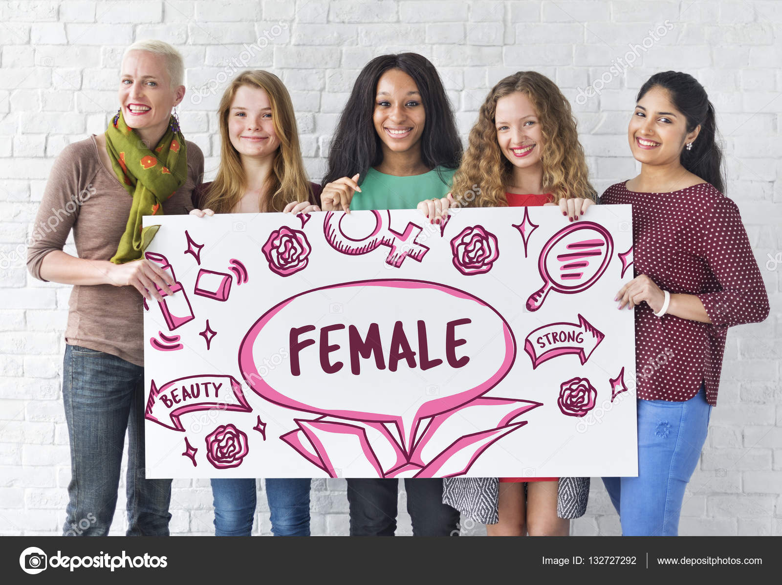 Resultado de imagem para DIVERSIDADE FEMININA