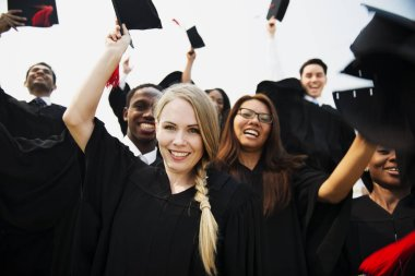 diversity college Students Graduation
