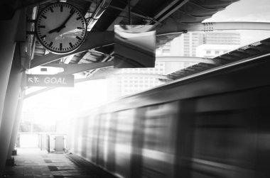 Skytrain Public Transportation