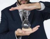 Ember, aki az óra üveg