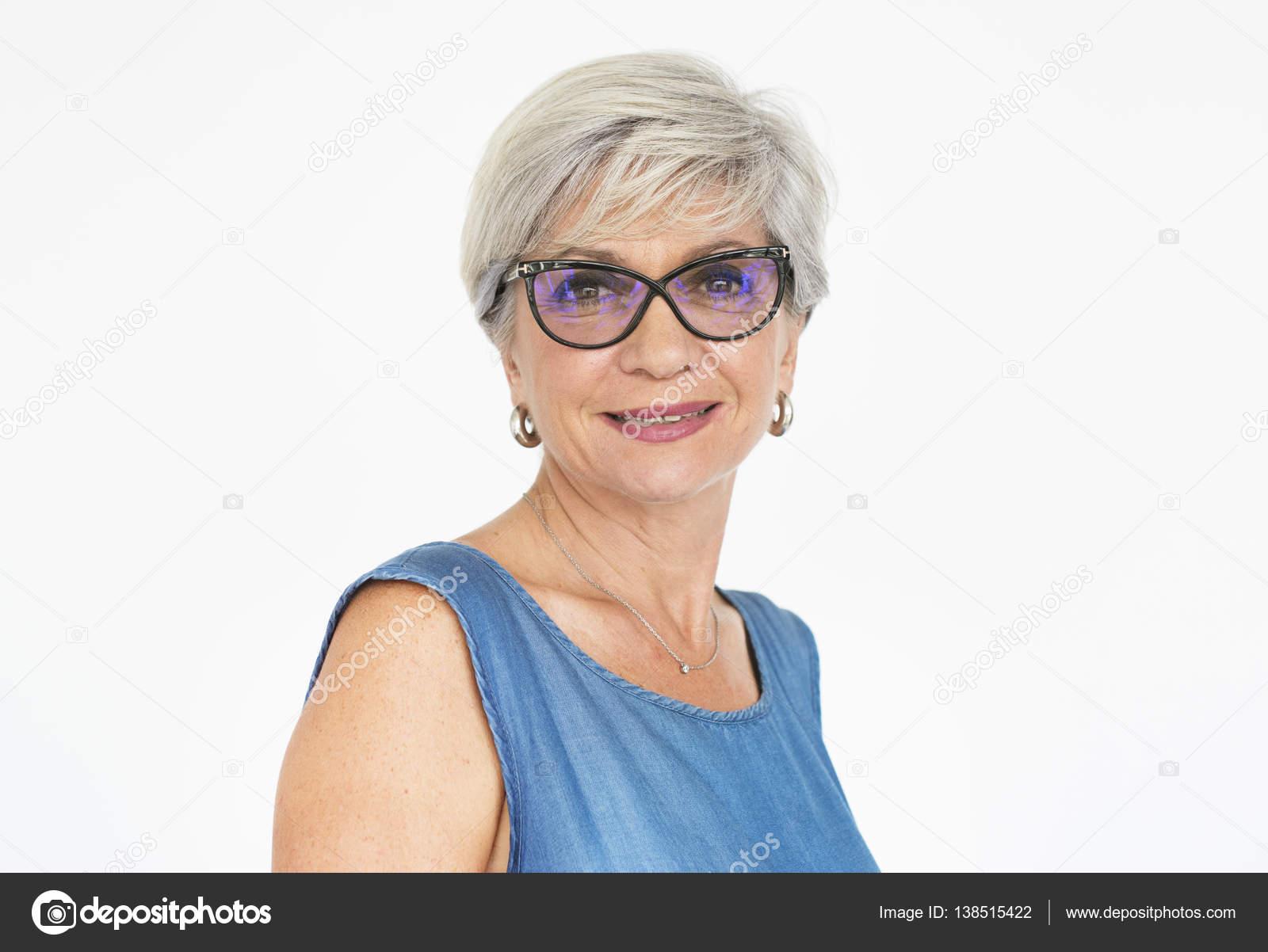 d632fb5b2c92 mature caucasian woman — Stock Photo © Rawpixel #138515422
