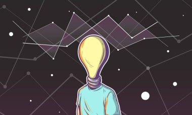 Graphic Idea bulb