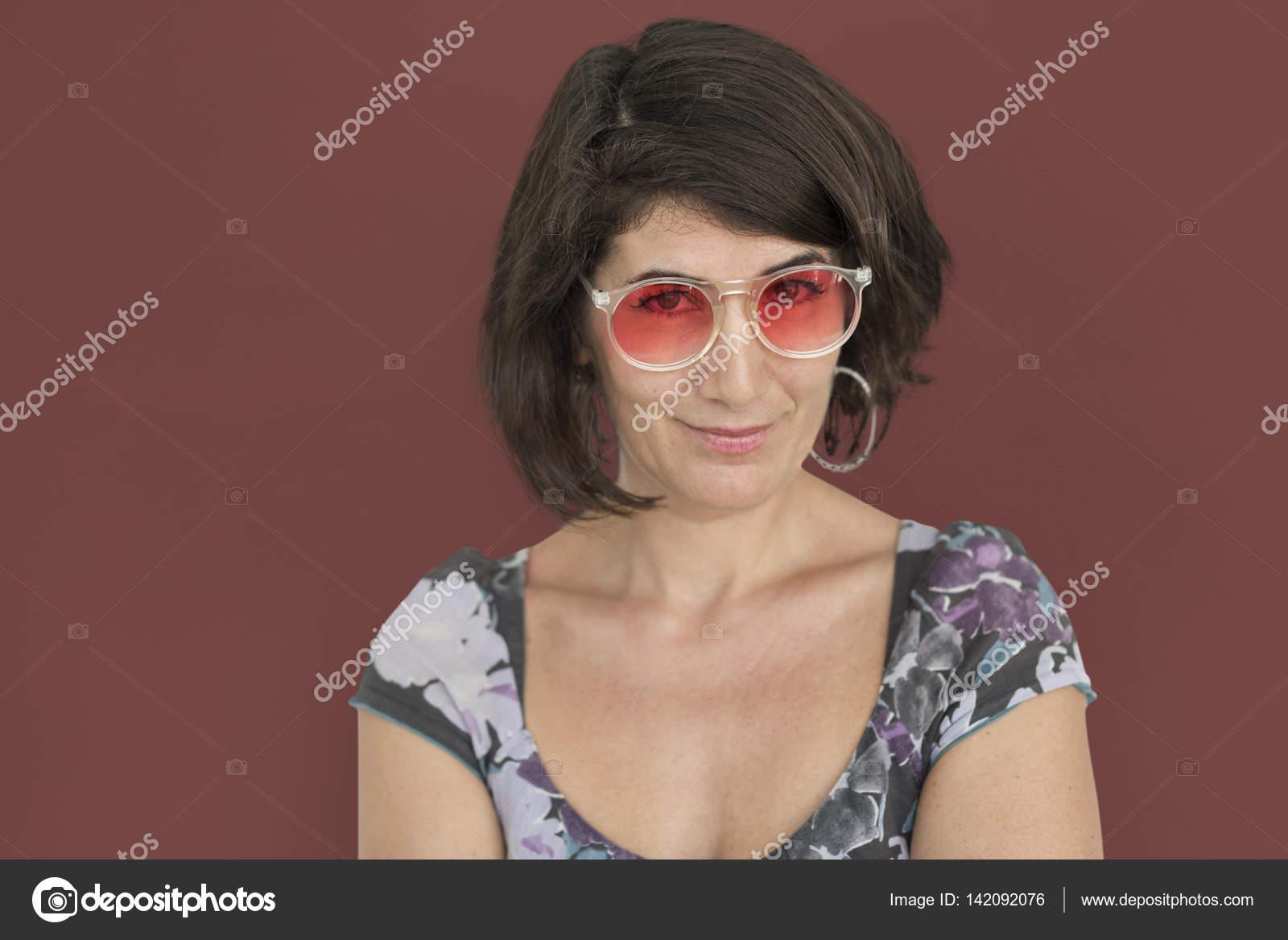 matura donna caucasica — Foto Stock © Rawpixel  142092076 2d8e9011a54d