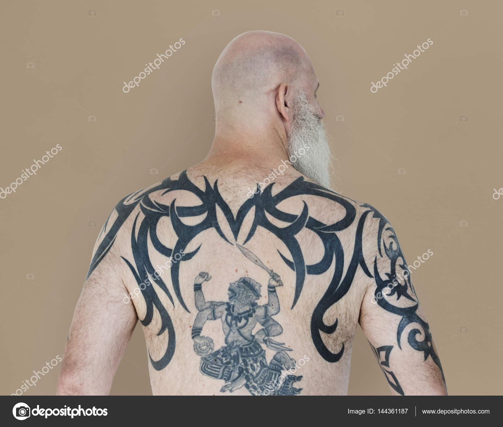Tattoo Afbeeldingen Rug Tatoeëren