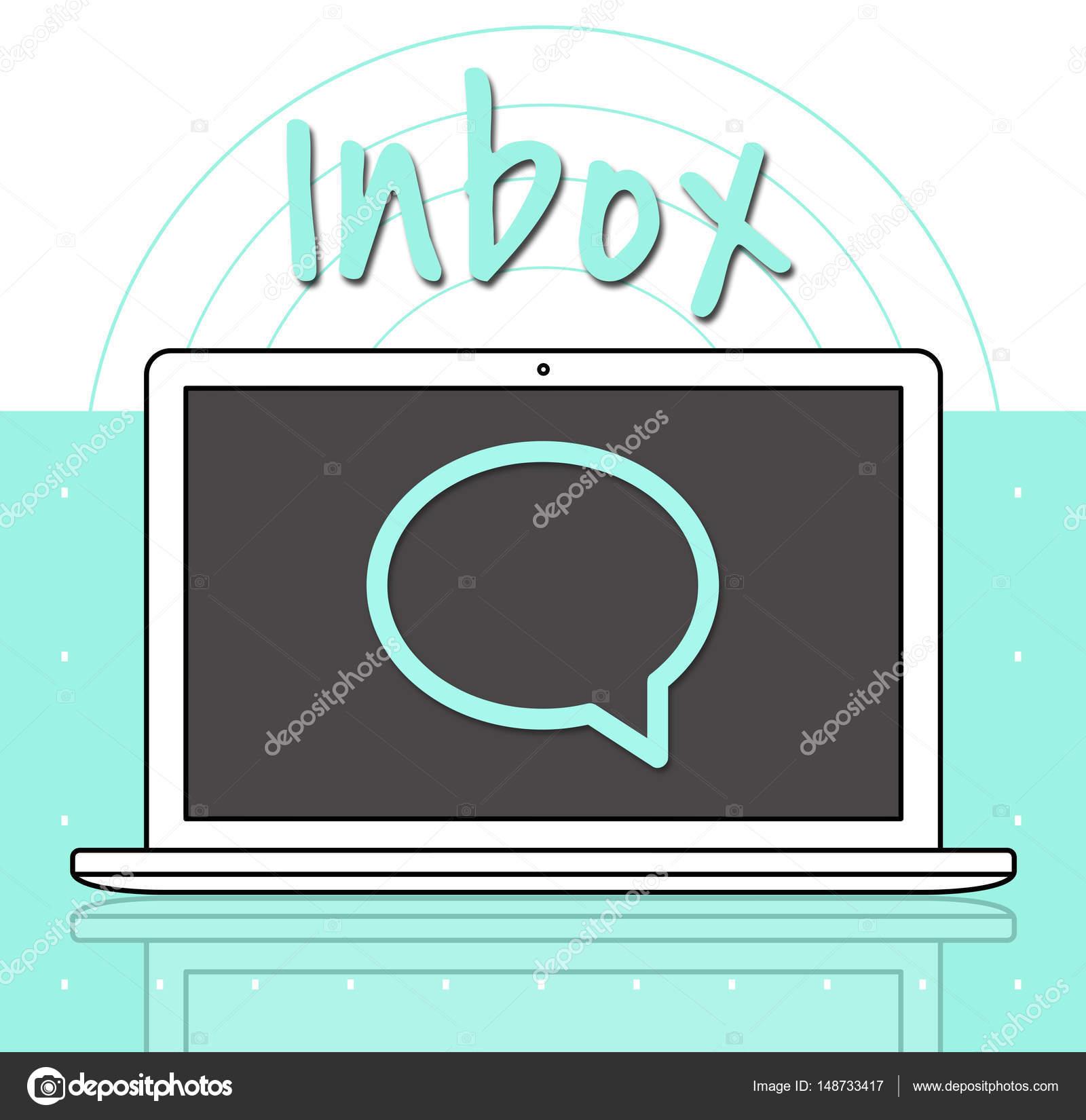 portátil de plantilla de diseño web — Foto de stock © Rawpixel ...