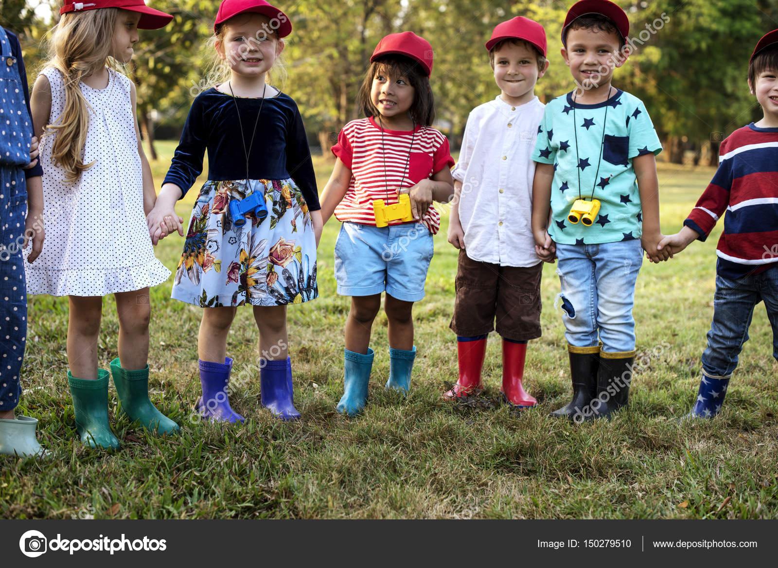 Фото красивых детей в сад