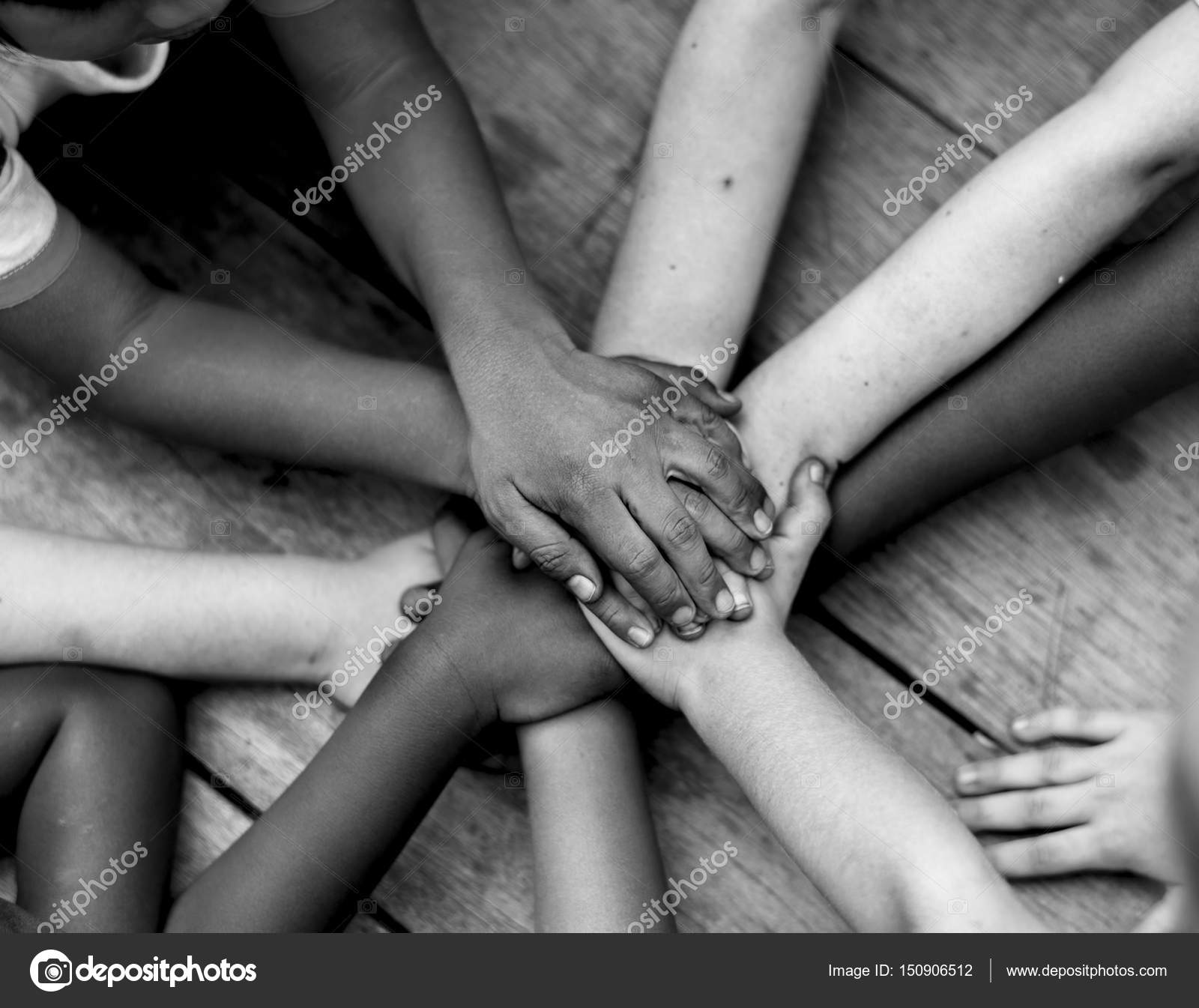 diverse hands joined together stock photo rawpixel 150906512
