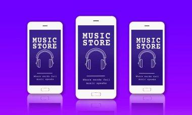 Web design mobile phones