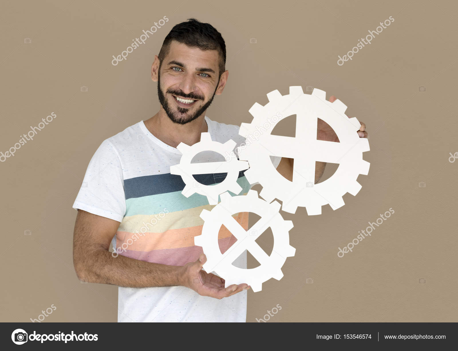 Middle eastern man holding gears stock photo rawpixel 153546574 middle eastern man holding gears stock photo biocorpaavc