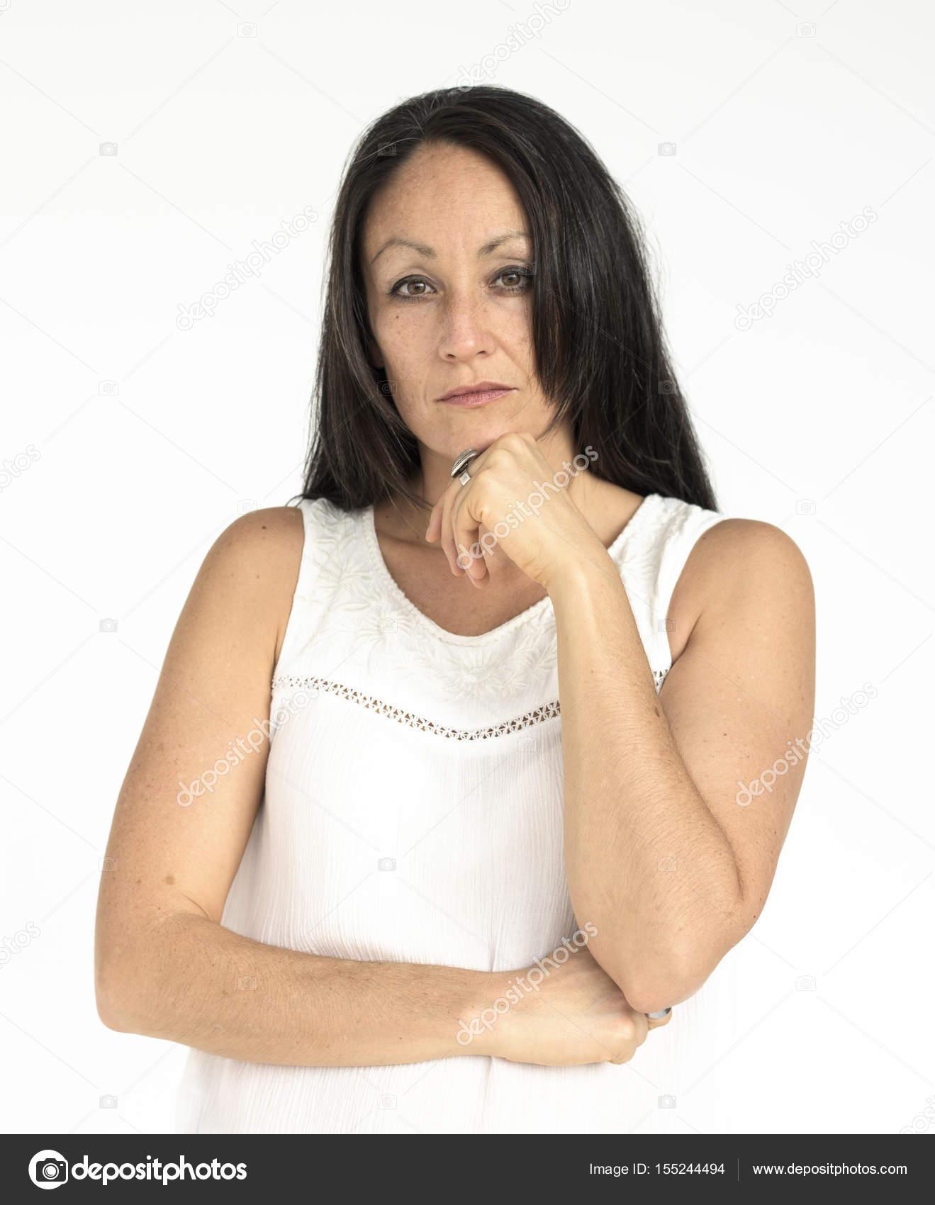 Посмотреть картинки красивых женщин--брюнеток 14