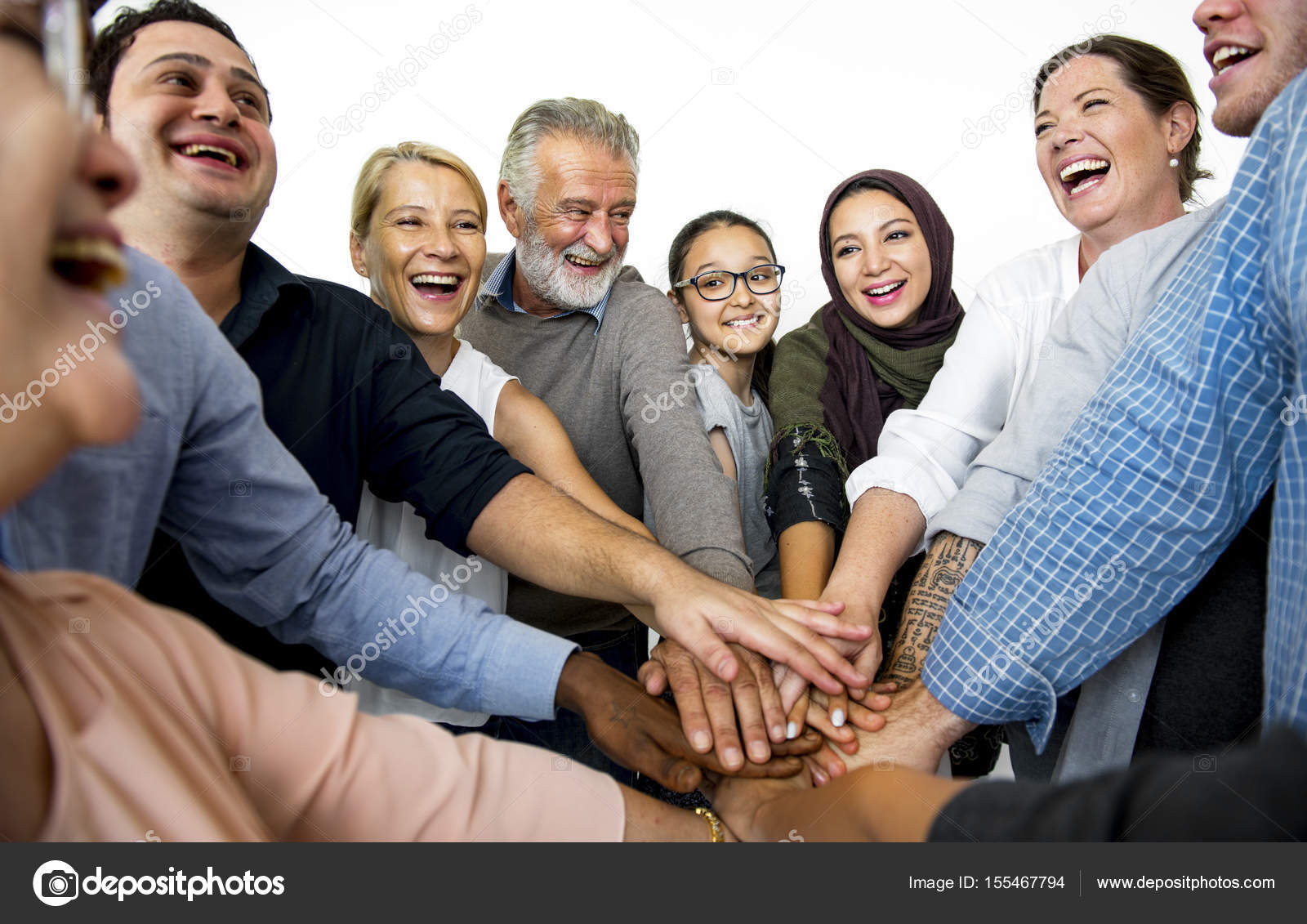 Group Of Diverse People Together Mdash Stock Photo & 169 Rawpixel